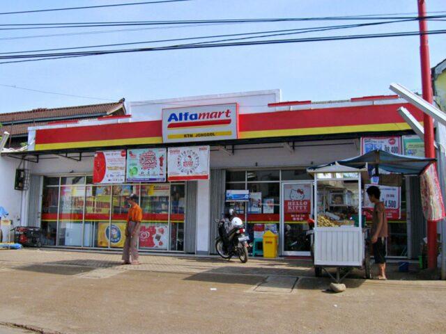 Alfamart convenience store