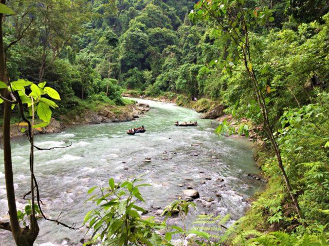 River Tubing, Bukit Lawang