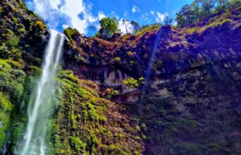 Coban Rondo Waterfall