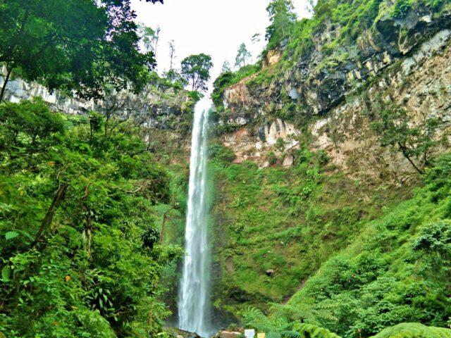 Coban Rondo Waterfall Discharge