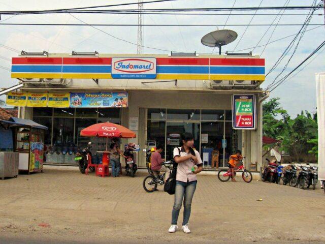 Indomaret convenience store