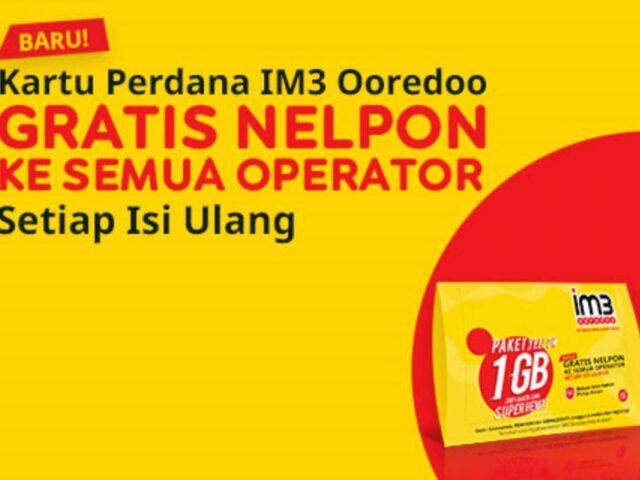 Indosat Oreedo Sim Card