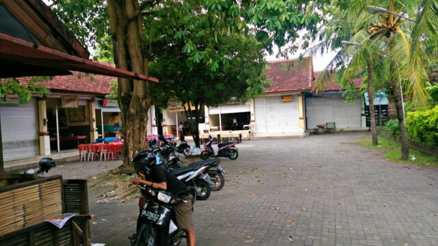 Pasar Senggol Kuta