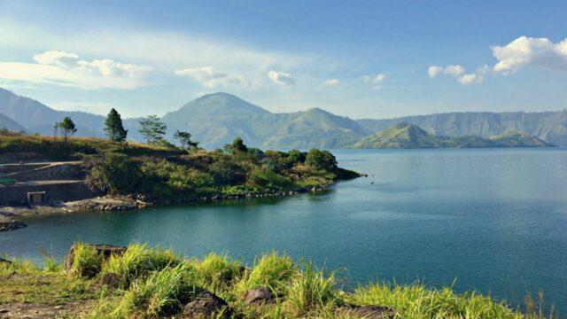 Samosir Island, Largest island in Lake Toba