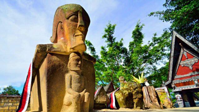 tomb of Sidabutar king