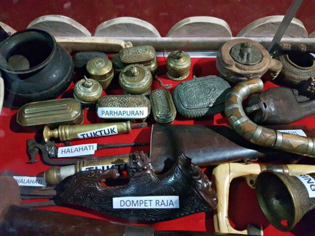 batak museum collection