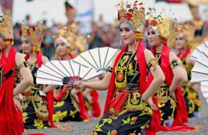 Banyuwangi Ethno Carnival Event
