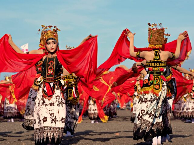 Banyuwangi Ethno Carnival Last Year