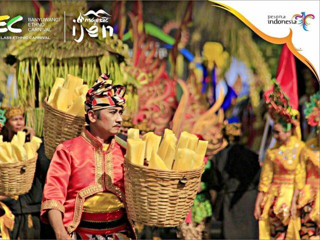 costume parade banyuwangi ethno carnival