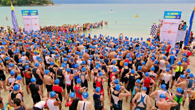 Bintan Triathlon Participants
