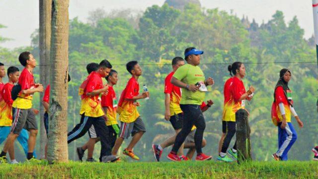 Borobudur Marathon Scenic route