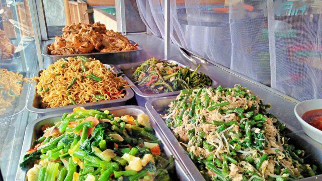 javanese dish in warung jawa nakula