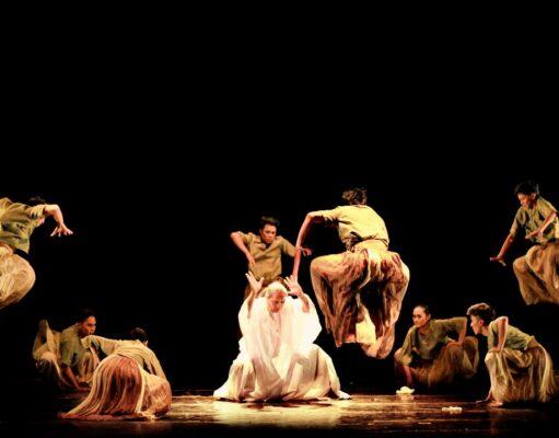 The 2014 Jogja International Street Performance