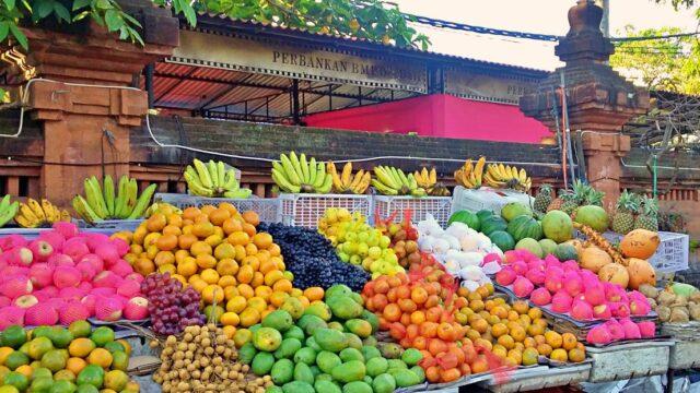 Food stall kreneng market