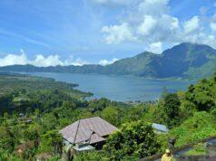 Lake Batur Scenery