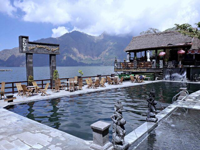 Lake Batur Lakeside Restaurant