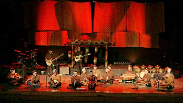 music performance jogja national museum