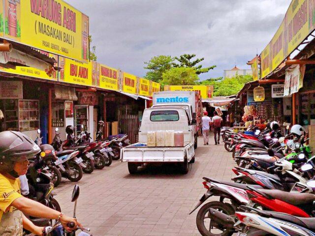 Nakula Night Market Parking Spot