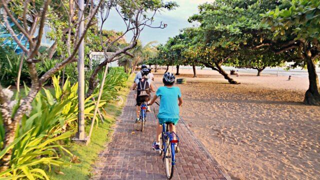 Sanur Cycling Tour
