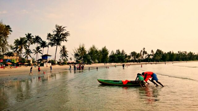 kayak boat for rent