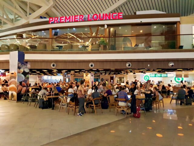 Premier Lounge Bali Airport