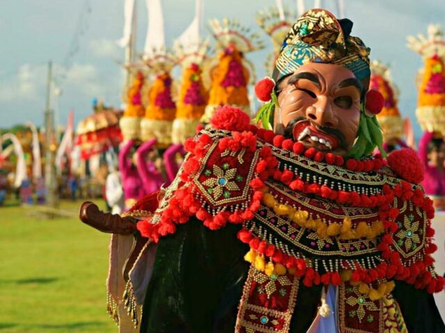 Costume Parade Pesona Nusa Dua Fiesta Bali