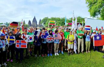 Jogja International Heritage Walk Event