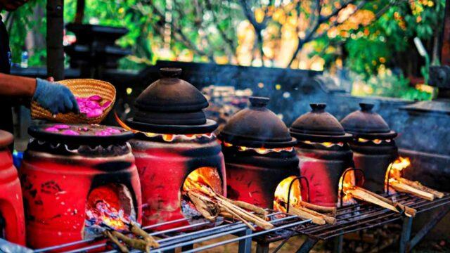 food corner buleleng festival