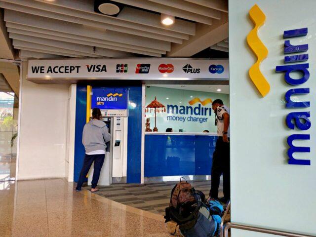 Money Changer Bank Mandiri