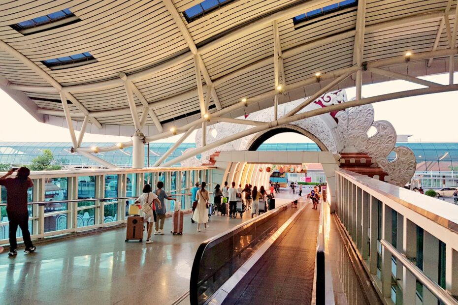 Bali Airport International Arrival
