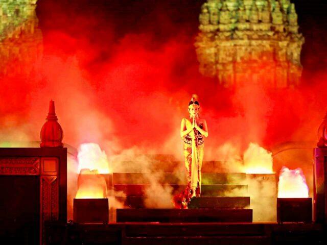 Ramayana Ballet Outdoor Performance