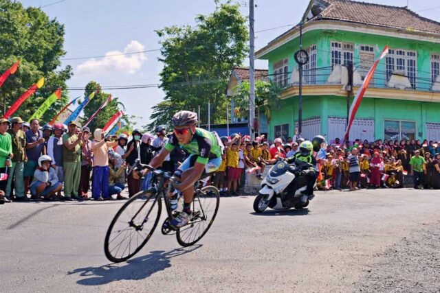 tour de banyuwangi ijen second stage route