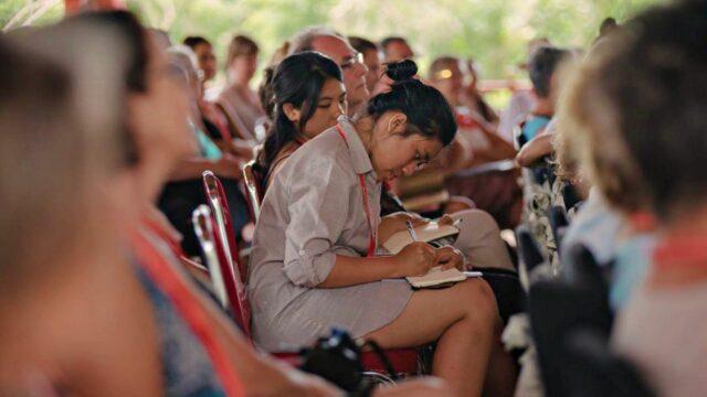 Writing workshop Ubud Writers Festival