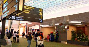 Jakarta Airport Soekarno Hatta