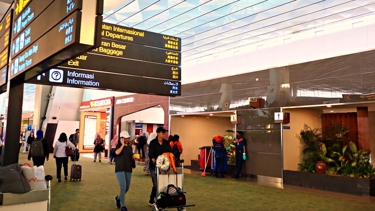 All About Jakarta Airport Soekarno Hatta Idetrips