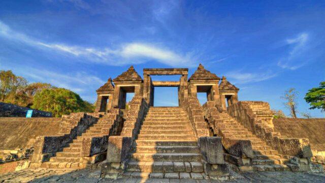 Ratu Boko Gate