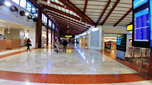 Terminal 2 Jakarta Airport Domestic Flight