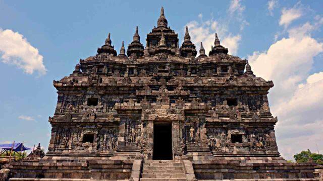 plaosan biggest temple