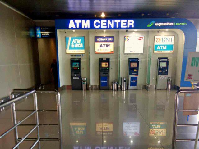 ATM Center Surabaya Airport