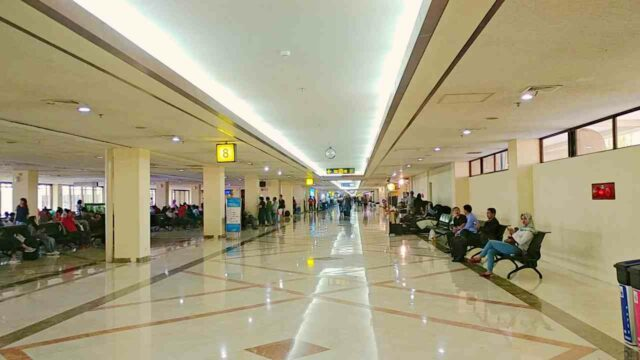 Domestic terminal juanda airport