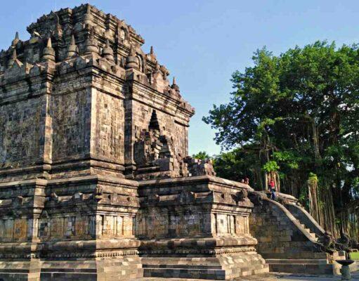 Mendut Temple Magelang