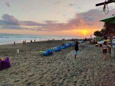 Berawa beach ambiance