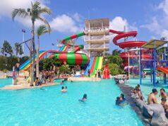 splash waterpark bali pool