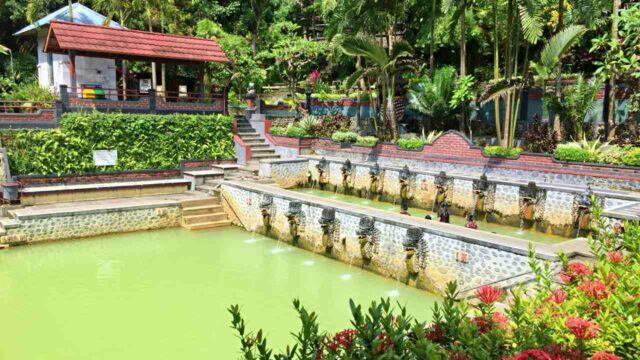 banjar hot spring buleleng