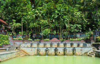 banjar hot springs pool