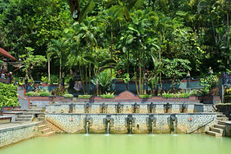 banjar hot springs pool