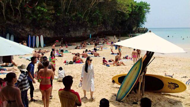 short beach line