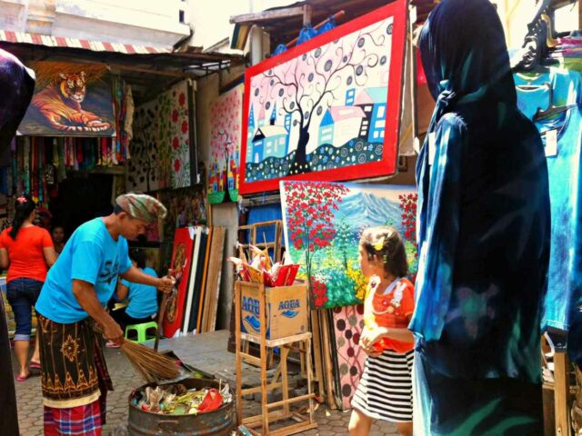 painting seller