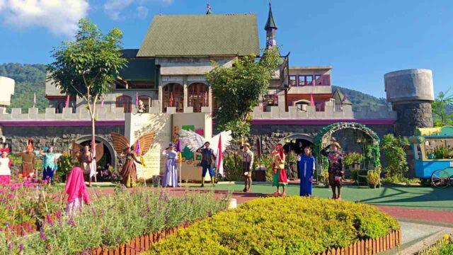 fairy theme park