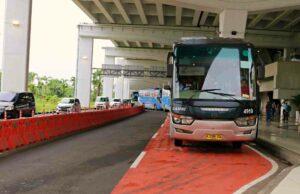 jakarta airport bus